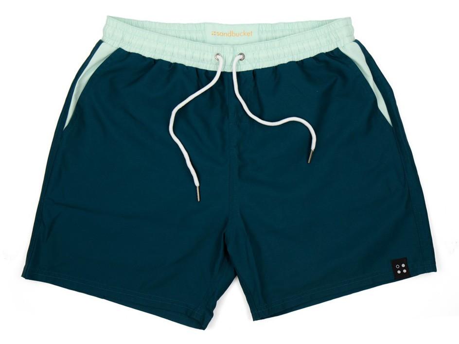 Paper boat swim shorts