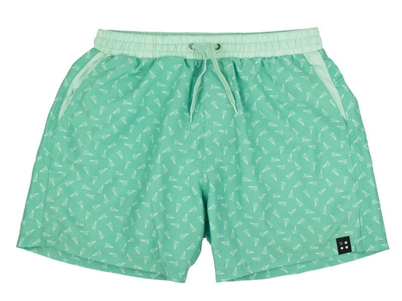 Paper planes swim shorts
